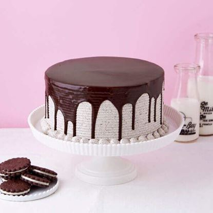Picture of Cookie and Cream Cake