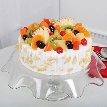 Picture of Fresh Fruit Cake