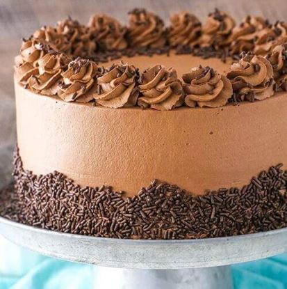 Picture of Chocolate Mousse Cake