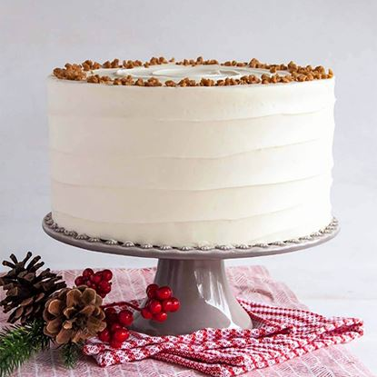 Picture of Exotic Butterscotch Cake