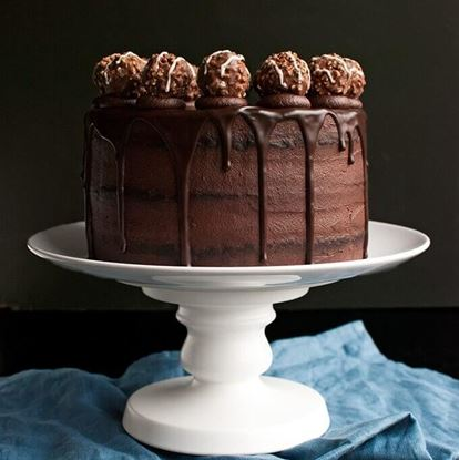 Picture of Premium Ferrero Rocher Drip Cake
