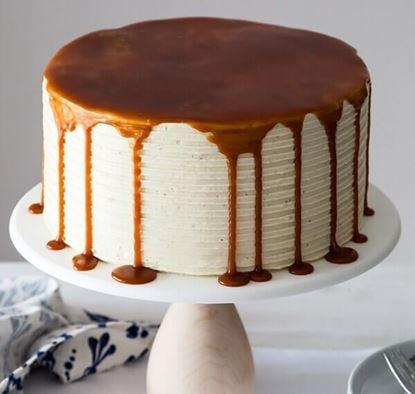 Picture of Chocolate Butterscotch Cake