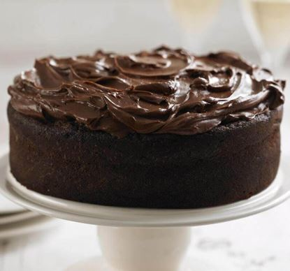 Picture of Mocha Fudge Cake