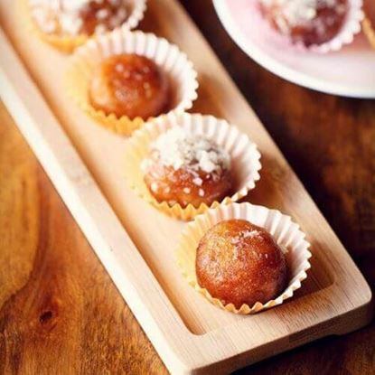 Picture of Dry Gulab Jamun