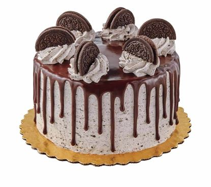 Picture of Oreo Cookie Cake
